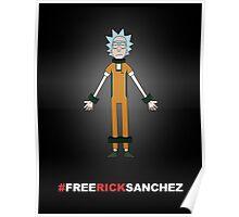 FREE RICK SANCHEZ Poster