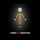FREE RICK SANCHEZ by koartss