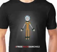 FREE RICK SANCHEZ Unisex T-Shirt