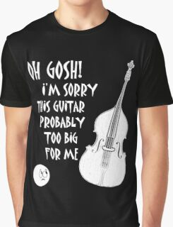 Cool Cartoon Oh gosh! Graphic T-Shirt