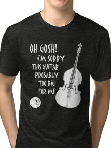 Cool Cartoon Oh gosh! Tri-blend T-Shirt