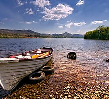 Levally Lough Co.Mayo Ireland. by MickBourke