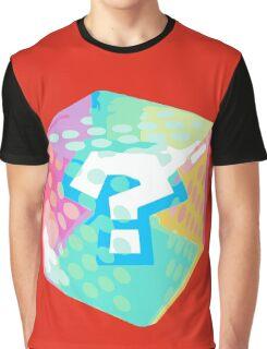 Mario Kart Item Block Graphic T-Shirt