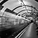 London Underground by wulfman65