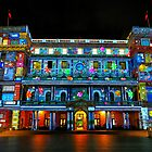 Customs House | Vivid Sydney | 2012 by Bill Fonseca