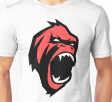 RED GORILLA Unisex T-Shirt