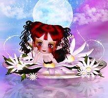 Daisy The Cute Little Water Fairy by Moonlake