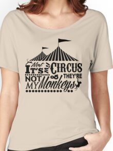 It's A Circus Women's Relaxed Fit T-Shirt
