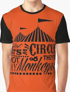 It's A Circus Graphic T-Shirt