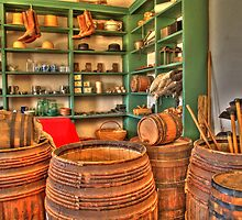 Old Country Store 2 by Jimmy Ostgard