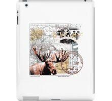 white water iPad Case/Skin
