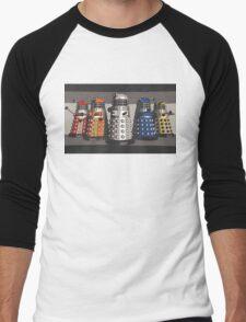 5 Shades of Dalek T-Shirt