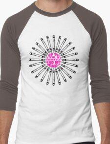 Oh Clara Men's Baseball ¾ T-Shirt