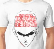 One Punch Man - Until Your Hair Falls Out Unisex T-Shirt