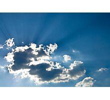 Sun Ray Photographic Print