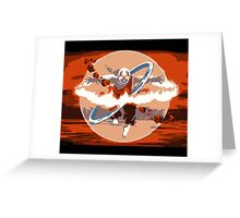 Avatar State Greeting Card