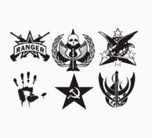 Modern Warfare 2 Factions by Pwnapple