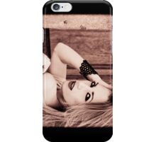 BAFS Majo&Naty 23 iPhone Case/Skin