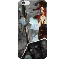 Color Rain iPhone Case/Skin