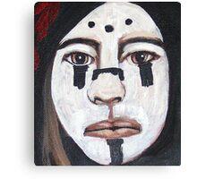 A ghost dancer Canvas Print