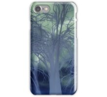 Moonlight Forest iPhone Case/Skin