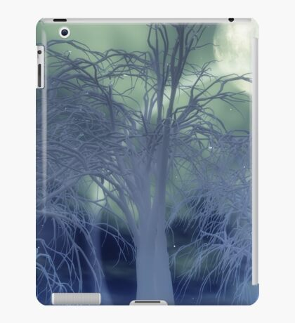 Moonlight Forest iPad Case/Skin