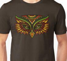 Autumn Owl Unisex T-Shirt