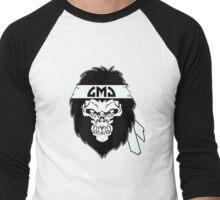 Gorilla Skull Men's Baseball ¾ T-Shirt