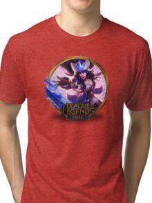 Snowstorm Sivir Tri-blend T-Shirt