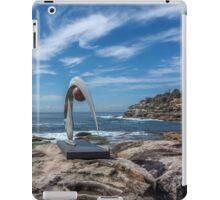 Steel against sky iPad Case/Skin