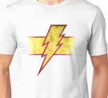 Flash Red and Yellow Unisex T-Shirt