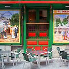 Memories of Spain 13 - Taberna El Madrono in Madrid by Igor Shrayer