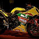 Swan Yamaha R1 Superbike by Lou Wilson