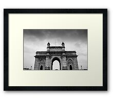 Rhythm of Silence Framed Print
