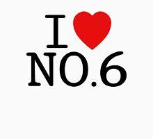 I <3 NO.6 Unisex T-Shirt