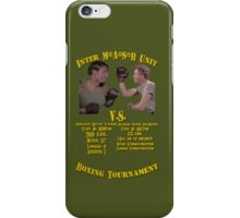 M*A*S*H: Tale of the Tape iPhone Case/Skin