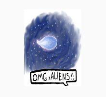 omg, Aliens.  Unisex T-Shirt