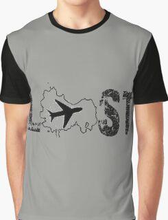 LOST ISLAND Graphic T-Shirt
