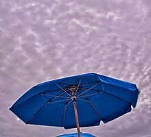 Cloudy on South Beach by Adam Northam