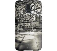 Melbourne Atrium Afternoon Sun Samsung Galaxy Case/Skin