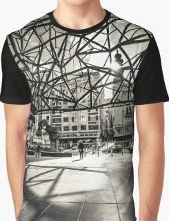 Melbourne Atrium Afternoon Sun Graphic T-Shirt