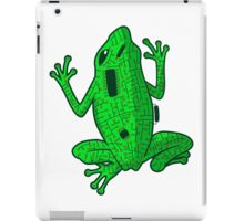 Circuit Frog iPad Case/Skin
