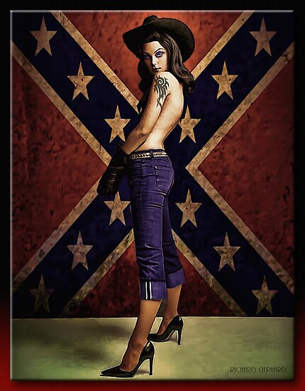 Dixie by Richard  Gerhard