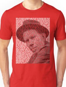 Tom Waits - Come on up to the house Unisex T-Shirt