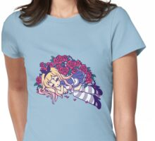 Werepop - Here lies Alice Womens Fitted T-Shirt