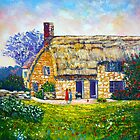 Old English Cottage by HelenBlair
