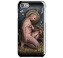 Odysseus and the Ballad of the Sirens iPhone Case/Skin