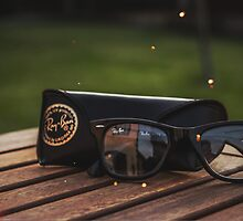 Ray Bans by cavan michaelides