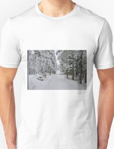 Winter forest T-Shirt