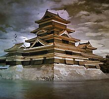 Matsumoto Castle by andy551
